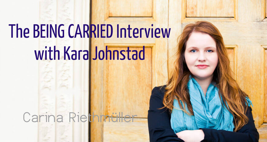 The BEING CARRIED Interview