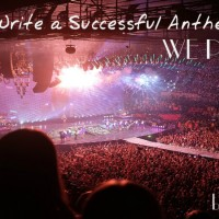 How to Create A Successful Anthem Using WE POWER