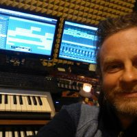 Studio Mixing Session of the Song Heaven