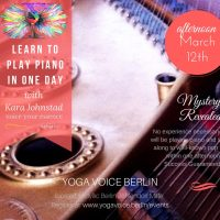 Learn To Play Piano In One Day Workshop – March 12